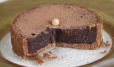 Den smuliga bottnen och den krämig chokladfyllningen är ljuvlig!