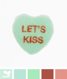 Minted Love by Design Seeds