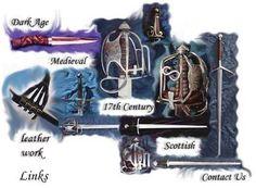 Armour Class Scottish Manufacturers of Swords.