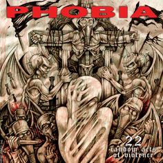 "At Dead Tank! Phobia ""22 Random...! Listen / order at http://deadtankrecords.com/products/phobia-22-random-acts-of-violence-lp?utm_campaign=social_autopilot&utm_source=pin&utm_medium=pin"