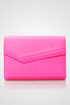 Piper Neon Clutch Bag #clutchbag #taspesta #handbag #clutchpesta #fauxleather #kulit #party #simple #casual #elegant #fashionable #colors #pink Kindly visit our website : www.zorrashop.com