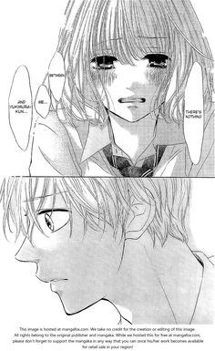 Silent Kiss; the story is intense! it's not much, but it hurts just right.