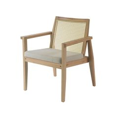 Cadeira Trama com Braços | Fernando Jaeger Atelier