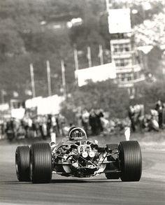 jacqalan:  Dan Gurney,Eagle T1G Weslake.Spa 1967.