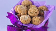 Biscuits Craquelés aux Dattes et au Pain d'epice