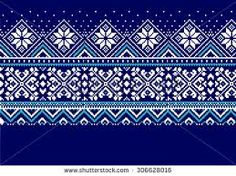 Bildergebnis für fairisle pattern