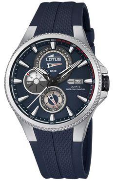 Reloj Lotus Hombre multifunción 18318 2 511a3ba5e9ad