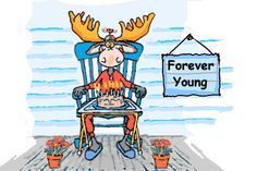 Send Birthday moose eCards for free to friends and family at KingCards.com