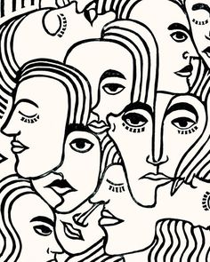 Female Art Prints