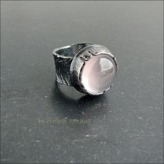 Diy Jewelry, Jewelry Rings, Jewelry Box, Jewelery, Silver Jewelry, Handmade Jewelry, Women Jewelry, Jewelry Making, Mens Silver Rings
