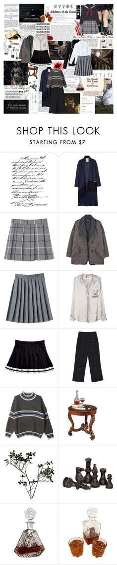 """""""NO GHOST, NO FOOL"""" by the-clary-project ❤ liked on Polyvore featuring Roksanda Ilincic, EXE', Monki, Isabel Marant, Rune NYC, French Toast, Lanvin, StyleNanda, Seraphina and Plane"""