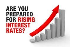 DAILY MAIL: Federal Reserve raises interest rates for the first rime in NINE YEARS with a per cent increase! Mortgage Interest Rates, Mortgage Rates, Number Generator, Real Estate Buyers, Mortgage Loan Officer, Financial Literacy, New Things To Learn, Credit Score, Stock Market