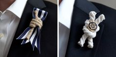 Nautical Wedding DIY Roundup