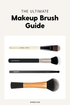 The only 12 makeup brushes you really need, according to makeup artists