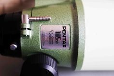 Astromart Classifieds - Telescope - Refractor - PENTAX 105SD Super Rare and in Excellent condition