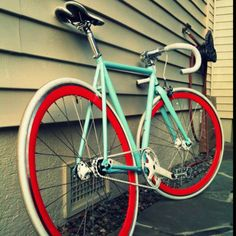 Go ride a fixie. State Bicycles