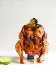Our Favorite Beer Can Chicken.  | How Sweet It Is