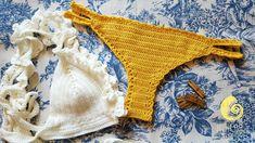 ♢ Crochet swimsuit ♢