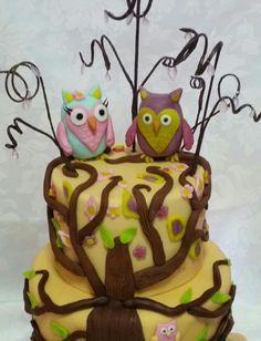 Gufetti cake