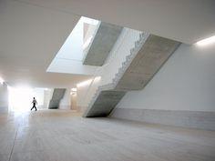 Facultad de comunicación para la Universidad San Jorge // Taller Básico de Arquitectura