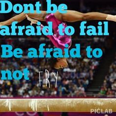 Failure, is the next step to success gabby douglas-the gymnast. Olympic Badminton, Olympic Games Sports, Olympic Gymnastics, Amazing Gymnastics, Gymnastics Pictures, Gymnastics Sayings, Gymnastics Funny, Gymnastics Moves, Gymnastics Stuff