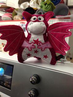Lil'dragon in 3D //// 3D-Drache /// ITH-Datei von www.pubimatz.com