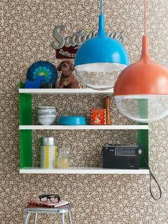 Modern retro | Redaktionen | inspiration från IKEA