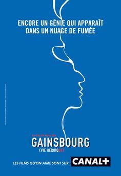 Canal+ par BETC Gainsbourg
