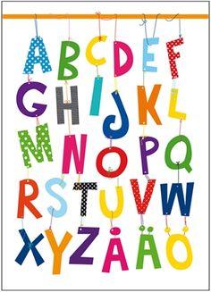 Ejvor Poster ABC Multi Vit