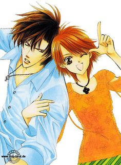 Skip Beat! Love me some manga. Art + Reading = perfection.