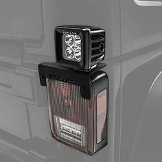"""Zroadz® - Tail Light Mounted Two 3"""" LED Pod Lights"""