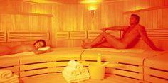 Finnische Panorama-Sauna - Saunen - Wellnessbereich - Wellness & Beauty - Hotel Pfalzblick