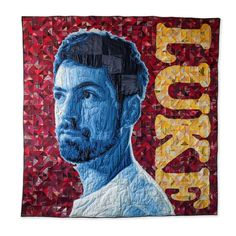 Luke Haynes ~ artist, quilter.  Check out his website!