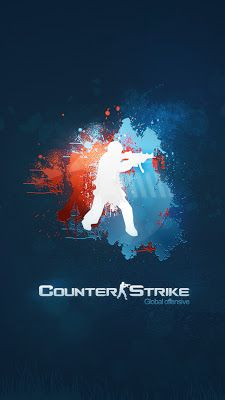 Counter Strike Iphone5 Wallpaper