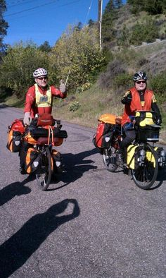 This Man Just Started A Bike Trip Around the World....and he's the father KXLY 4's Annie Bishop.  This is a fun story!!  See more at http://coeurdalene.kxly.com/news/arts-culture/82949-seattle-man-starts-bike-trip-around-world