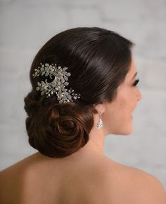 We created Paisley B Designs to offer the same quality, craftsmanship and service we always have with bridal accessories, but with softer, fresh accents to meet the look and feel of traditional brides. Wedding Hair Pieces, Bridal Hair Accessories, Bridal Headpieces, Makeup Inspiration, Wedding Hairstyles, Paisley, Hair Makeup, Make Up, Bride