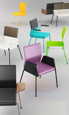 PIN chair - project 2013 by Redo Design Studio , via Behance