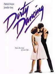 Dirty Dancing...not even sure how many times we rewound the ending to watch Patrick Swayze jump back on stage.