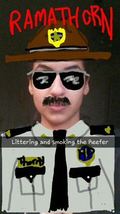 SnapChat Super Troopers Super Troopers, Snapchat, Funny, Movies, Movie Posters, Ideas, Films, Film Poster, Funny Parenting