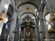 Catedral Basílica de Puebla (Nuestra Sra. de la Inmaculada Concepción).