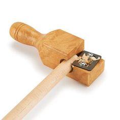 Dowel Pointer   Doweling & Wood Threading