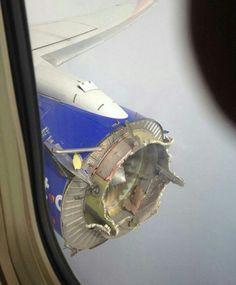 O Voo 3472 da Southwest Airlines encontrou sérios problemas, quando uma de suas…