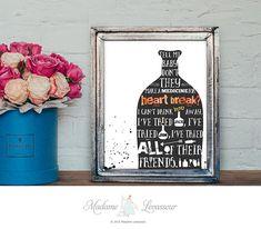 Drink You Away by JUSTIN TIMBERLAKE Valentine printable lyric printable love song printable