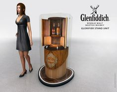 Glorifier & Other Bar Counter Design, Pos, Beverage, Dresses For Work, Display, Wine, Places, Floor Space, Drink