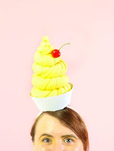 DIY Dole Whip Themed