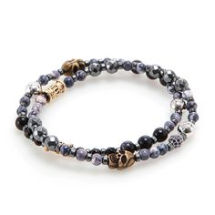 RS Oriental Midnight Classic  #mensfashion#jewelry#bracelet#naturalgemstone#fashion#style#ootd#daily