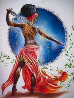 An Orisha is a spirit that reflects one of the manifestations of God. Being four hundred and one of them in total, each playing a role within the Yoruba pantheon, twelve of them can be equated to the.