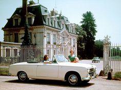 Peugeot 403 Cabrio (1955 – 1965).