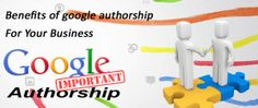 Advantages of Google Authorship for your business
