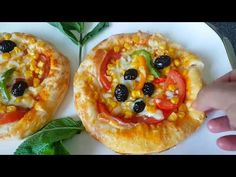 YouTube Algerian Recipes, Algerian Food, Quiche, Pain Pizza, Lunch Meal Prep, Finger Foods, Vegetable Pizza, Waffles, Buffet